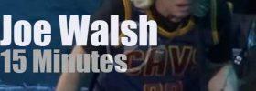 Joe Walsh visits Arkansas (2017)