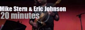 Mike Stern meets Eric Johnson (2014)