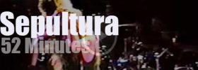 Sepultura serenade Cleveland (1989)