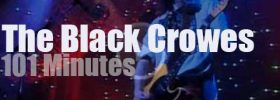 German TV tapes The Black Crowes (1992)