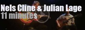 Nels Cline & Julian Lage meet in Baltimore (2014)
