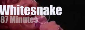 Whitesnake serenade  Buenos Aires (1997)