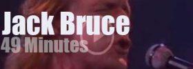 Jack Bruce celebrates Capitol Theatre 10th Anniversary (1981)