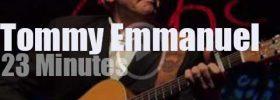 Tommy Emmanuel serenades Scotland (2015)