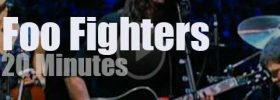 Foo Fighters have a first time at MSG (2008)
