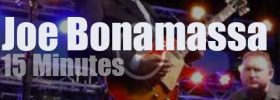 Joe Bonamassa cruises with Josh Smith and Robert Randolph  (2015)
