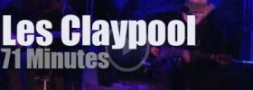Les Claypool slaps, twangs and sings in Colorado (2015)