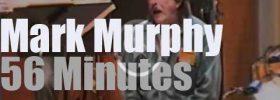 Mark Murphy rehearses in Berlin (1997)