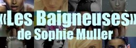 """Les Baigneuses"" by Sophie Muller"