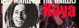 Island publish 'Kaya' recorded in London by Bob Marley and the Wailers (1978)
