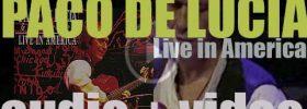 Polygram release Paco de Lucía's  'Live in América' (1994)
