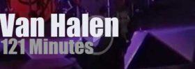 Van Halen rock Philadelphia (1998)